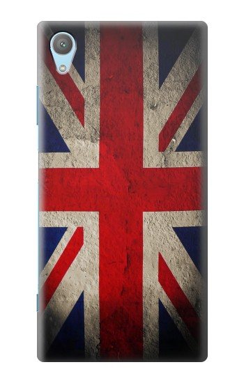Printed Vintage British Flag Huawei Enjoy 5s Case