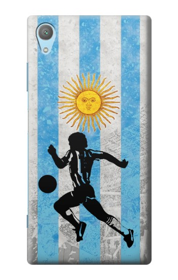 Printed Argentina Football Flag Huawei Enjoy 5s Case