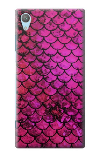 Printed Pink Mermaid Fish Scale Huawei Enjoy 5s Case