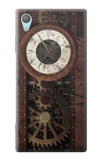 Printed Steampunk Clock Gears Huawei Enjoy 5s Case