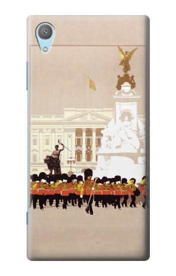 Printed Vintage Travel Brochure London Huawei Enjoy 5s Case