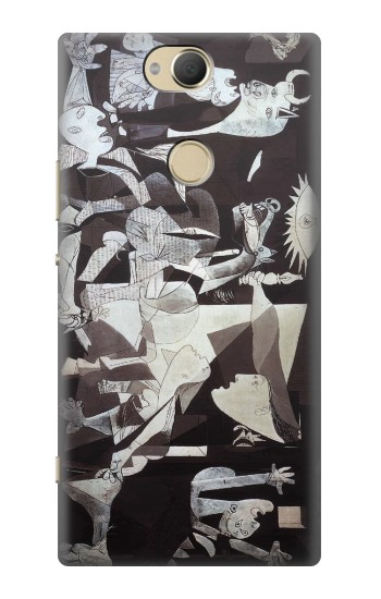 Printed Picasso Guernica Original Painting Sony Xperia XA2 Plus Case