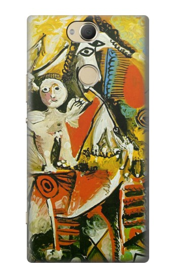 Printed Picasso Painting Cubism Sony Xperia XA2 Plus Case