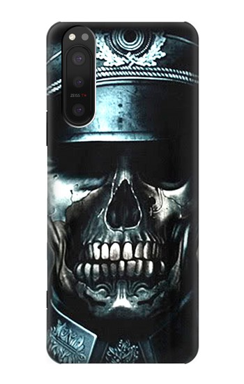 Printed Skull Soldier Zombie Sony Xperia 5 II Case