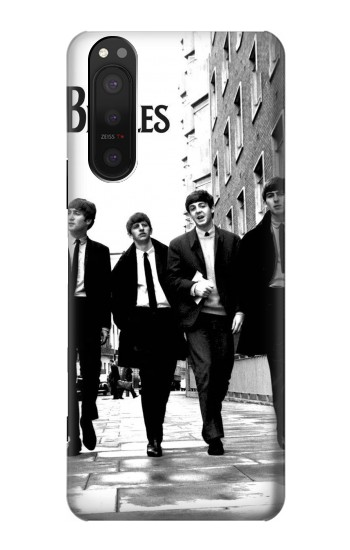 Printed The Beatles in London Sony Xperia 5 II Case