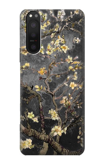 Printed Black Blossoming Almond Tree Van Gogh Sony Xperia 5 II Case