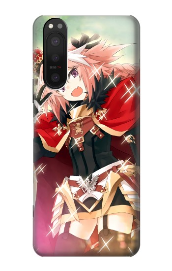 Printed Fate Apocrypha Astolfo Sony Xperia 5 II Case