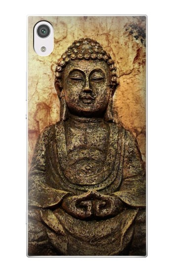 Printed Buddha Rock Carving alcatel Pop 2 (5) Case