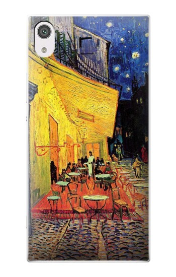 Printed Van Gogh Cafe Terrace alcatel Pop 2 (5) Case