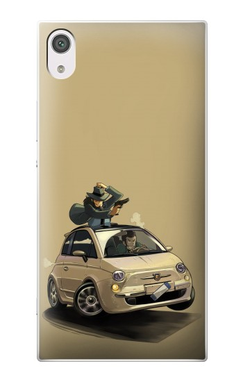 Printed Lupin The Third alcatel Pop 2 (5) Case