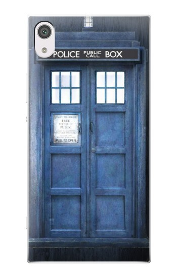 Printed Doctor Who Tardis alcatel Pop 2 (5) Case