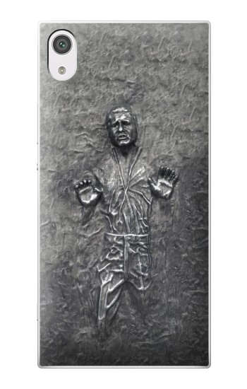 Printed Han Solo in Carbonite alcatel Pop 2 (5) Case