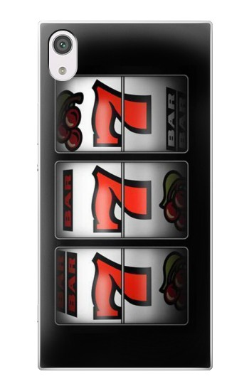 Printed Slot Machine Lucky 777 alcatel Pop 2 (5) Case