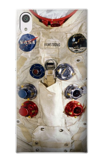 Printed Neil Armstrong White Astronaut Spacesuit alcatel Pop 2 (5) Case