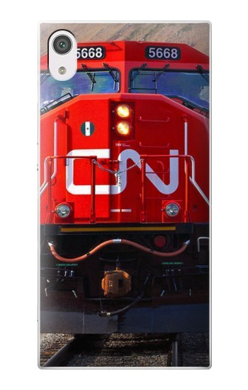 Printed Train Canadian National Railway alcatel Pop 2 (5) Case