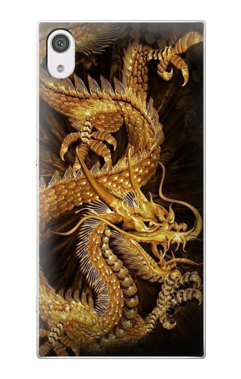 Printed Chinese Gold Dragon Printed alcatel Pop 2 (5) Case