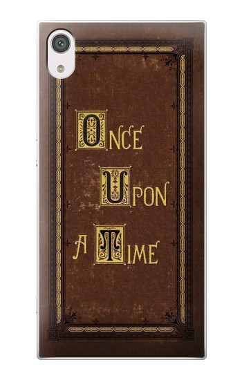 Printed Once Upon a Time Book Cover alcatel Pop 2 (5) Case
