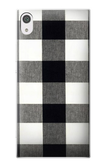 Printed Black and White Buffalo Check Pattern alcatel Pop 2 (5) Case