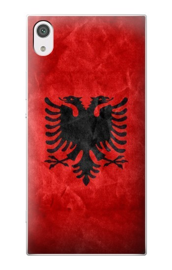 Printed Albania Red Flag alcatel Pop 2 (5) Case