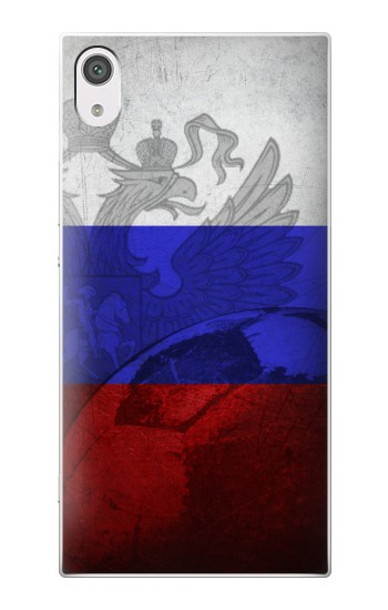 Printed Russia Football Flag alcatel Pop 2 (5) Case
