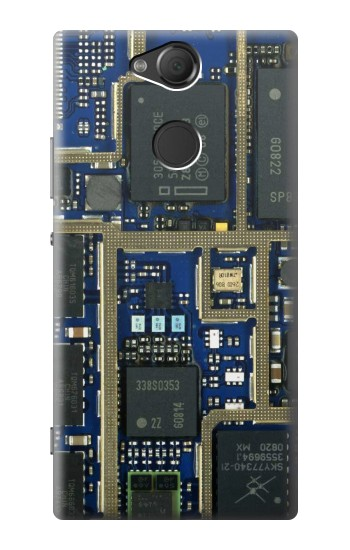 Printed Curcuid Board Sony Xperia XA2 Case