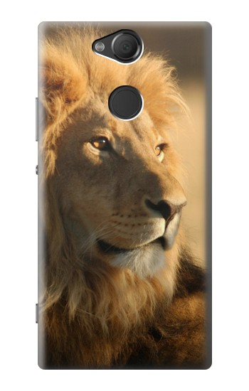 Printed Lion King of Forest Sony Xperia XA2 Case