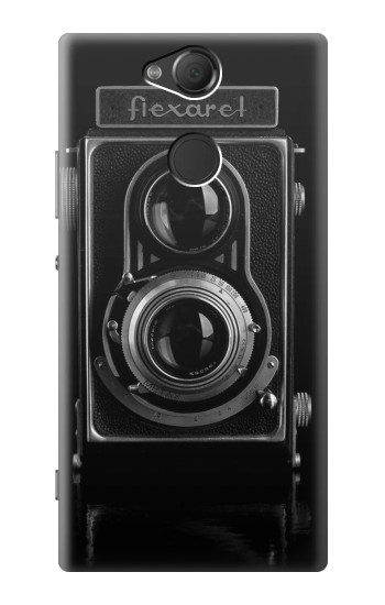 Printed Vintage Camera Sony Xperia XA2 Case