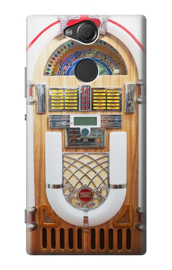 Printed Jukebox Music Playing Device Sony Xperia XA2 Case