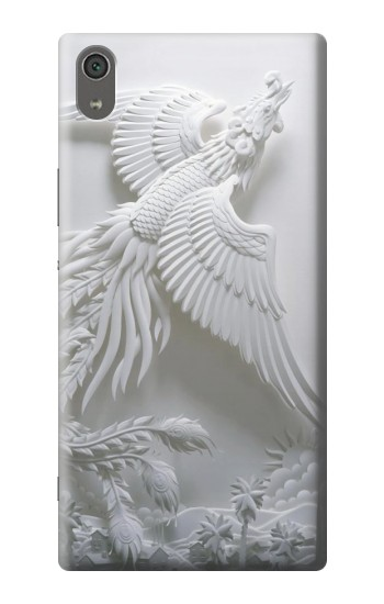 Printed Phoenix Carving Sony Xperia XA Ultra Case