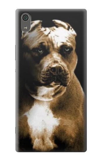 Printed PitBull Sony Xperia XA Ultra Case