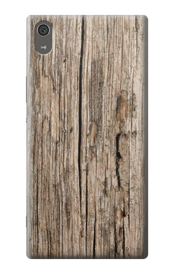 Printed Wood Sony Xperia XA Ultra Case