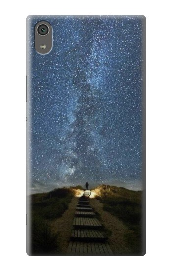 Printed Stairway to Heaven Iceland Sony Xperia XA Ultra Case