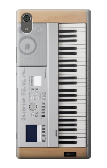 Printed Keyboard Digital Piano Sony Xperia XA Ultra Case