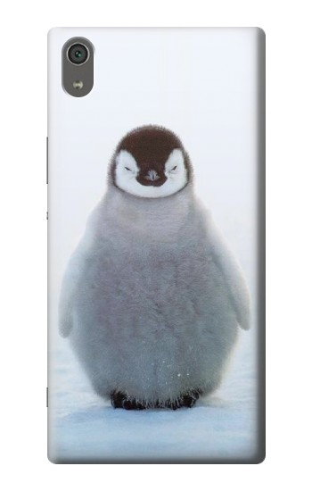 Printed Penguin Ice Sony Xperia XA Ultra Case