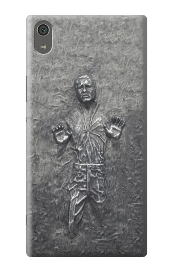Printed Han Solo in Carbonite Sony Xperia XA Ultra Case