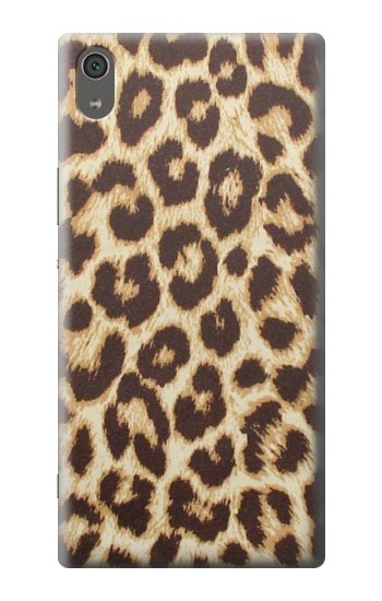 Printed Leopard Pattern Graphic Printed Sony Xperia XA Ultra Case