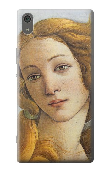 Printed Botticelli Birth of Venus Painting Sony Xperia XA Ultra Case