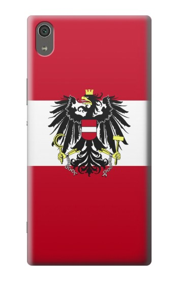 Printed Variant flag of Austria Sony Xperia XA Ultra Case