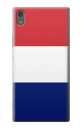 Printed Flag of France and the Netherlands Sony Xperia XA Ultra Case