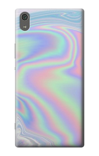 Printed Pastel Holographic Photo Printed Sony Xperia XA Ultra Case
