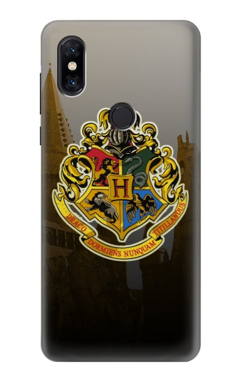 Printed Hogwarts School of Witchcraft and Wizardry Xiaomi Mi Mix 3 Case