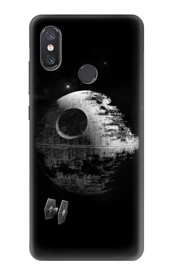 Printed Star Aircraft Planet Xiaomi Mi 8 Case