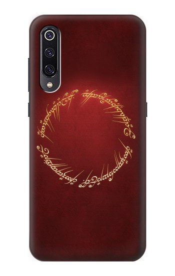 Printed Lord of the Ring Xiaomi Mi 9 Case