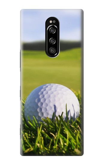 Printed Golf Sony Xperia 1 Case