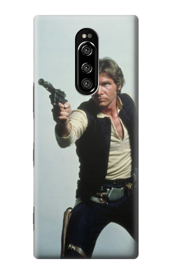 Printed Han Solo Sony Xperia 1 Case