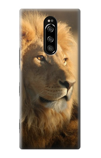 Printed Lion King of Forest Sony Xperia 1 Case