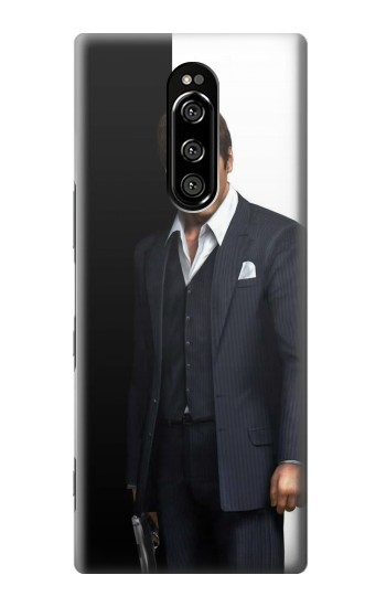 Printed Scarface Sony Xperia 1 Case