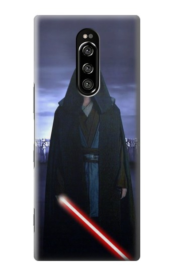 Printed Anakin Skywalker Star Wars Sony Xperia 1 Case