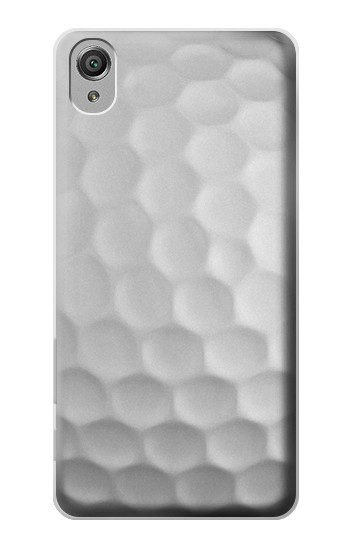 Printed Golf Ball Sony Xperia X Case