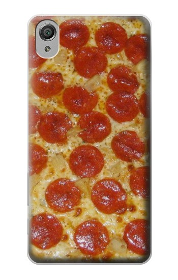 Printed Pizza Sony Xperia X Case
